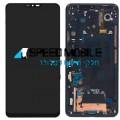 מסך שחור כולל מסגרת LG G7 G710
