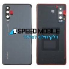 מכסה סוללה שחור Huawei P30