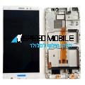 מסך לבן עם מסגרת Huawei Mate S