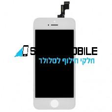 מסך לבן לאייפון 5S