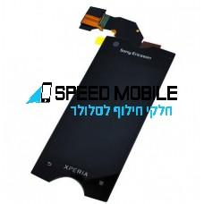 מסך LCD עם טאץ למכשיר ST18