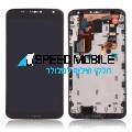 מסך שחור עם מסגרת Motorola Nexus 6 XT1100