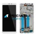 מסך לבן Xiaomi Redmi 6 6A
