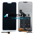מסך לבן בלי מסגרת Xiaomi Mi A2 Lite