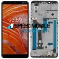 מסך שחור למכשיר Nokia 3.1 Plus