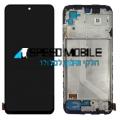 מסך שחור Xiaomi Redmi Note 10