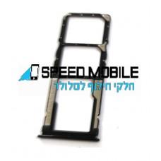 מגירת סים שחורה Xiaomi Redmi Note 10
