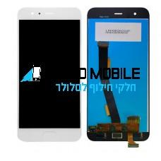מסך לבן Xiaomi Redmi Mi6