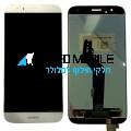 מסך לבן למכשיר Huawei G8
