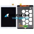 מסך LCD כולל טאץ לבן לגלקסי טאב T550 A