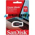 דיסק און קי SanDisk Cruzer Blade Z50 64GB